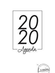 Muestra Agenda horarios