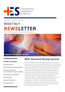IES News Inside the Issue