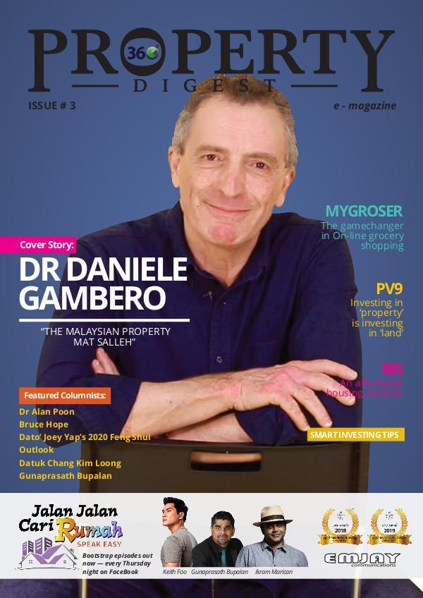 Property360Digest E-MAGAZINE Issue#3