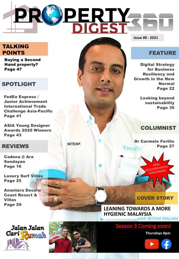 Property360Digest E-MAGAZINE Issue #8