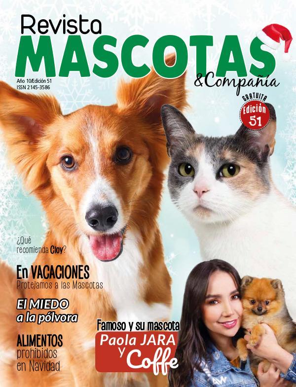 Revista Mascotas&Co Ed. 51 Revista Mascotas&Co Ed. 51