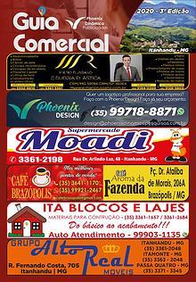 Guia Comercial 2020 - Itanhandu|MG