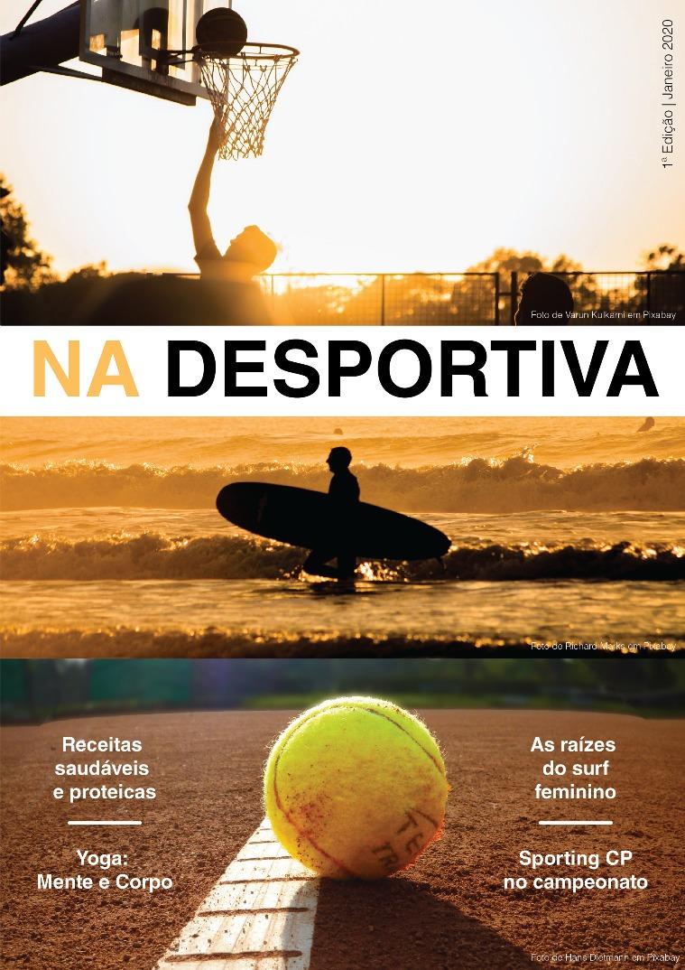 Revista Na Desportiva
