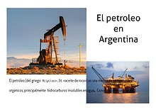 El Petróleo en Argentina2
