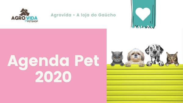 Agenda Pet Digital 2020 Agrovida Agenda Pet Digital 2020 Agrovida PDF