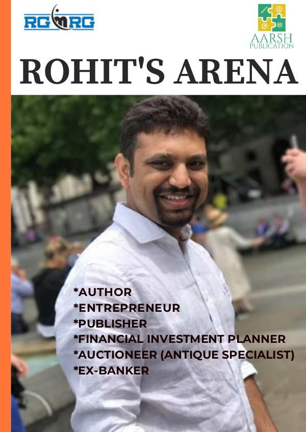 Rohit's Arena Rohit's Arena