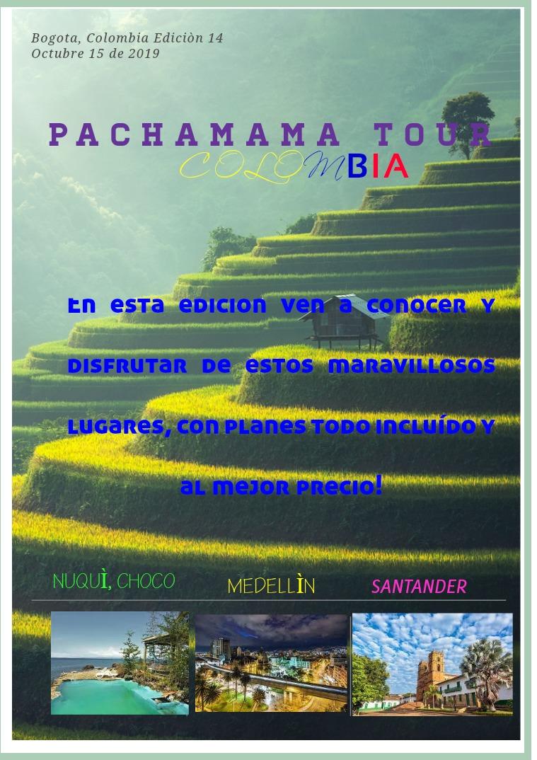 Pachamama Tour Colombia Pachamama Tour Colombia