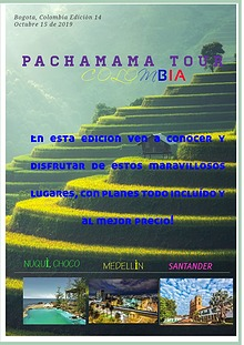 Pachamama Tour Colombia