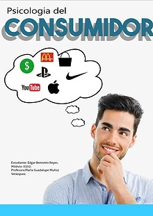 Revista. Psicología del consumidor