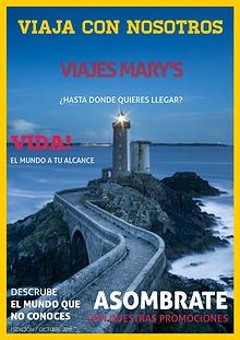Agencia de viajes MARY'S
