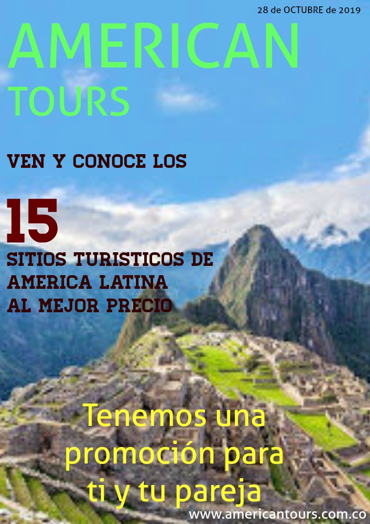 American Tours AMERICAN TOURS
