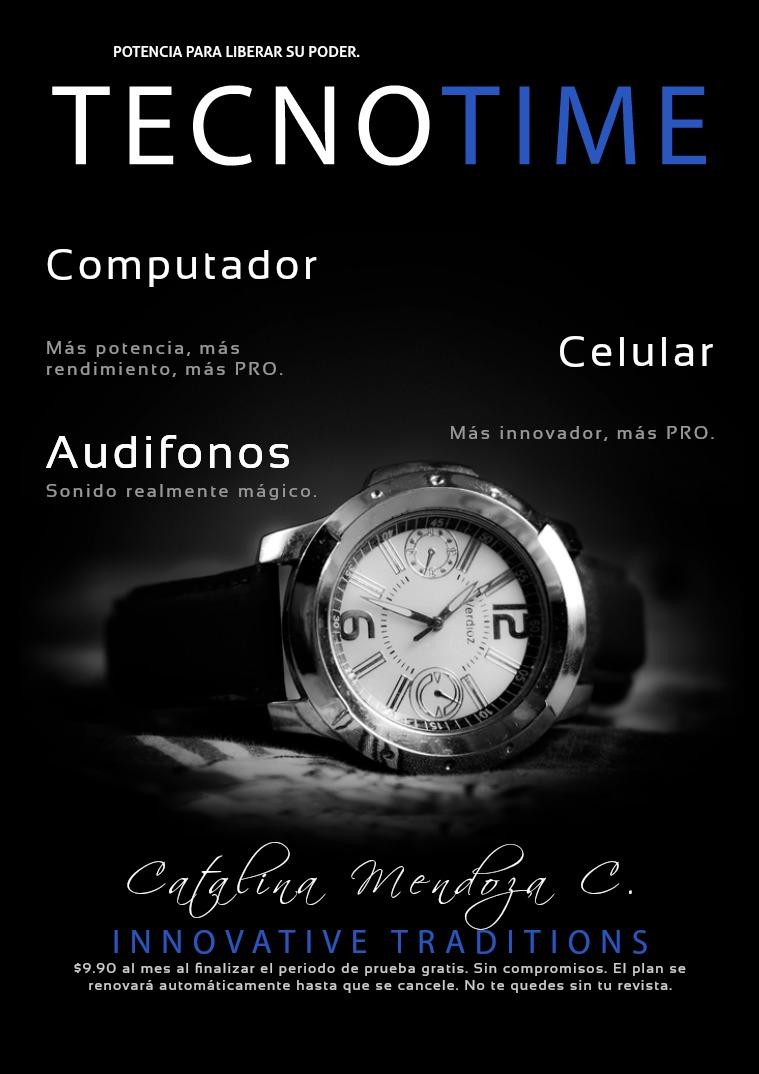 Revista Tecnologica. 1