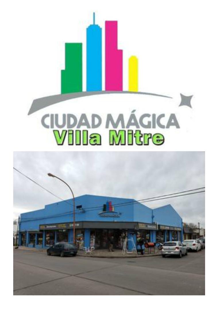 CIUDAD MÁGICA VILLA MITRE CIUDAD MAGICA VILLA MITRE