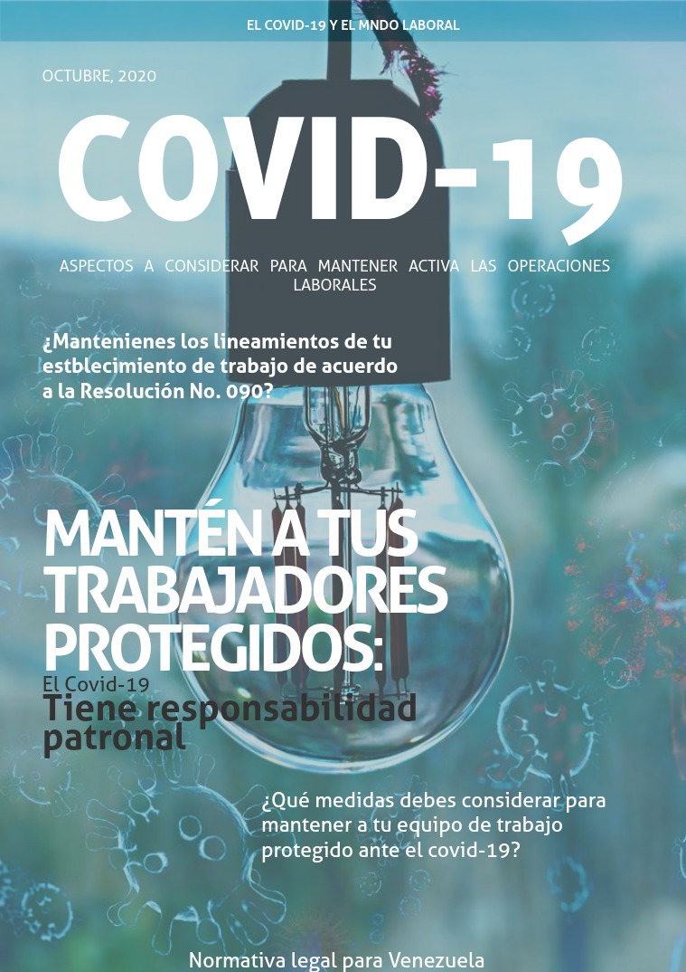 Obligaciones Sanitarias ante el Coronavirus