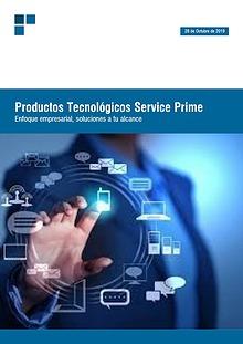 Productos Tecnológicos Service Prime