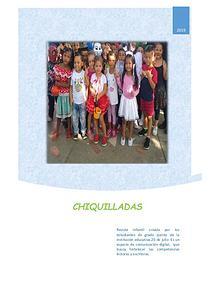 Revista digital Chiquilladas
