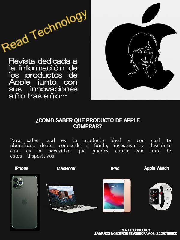 Read technology REVISTA