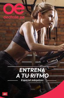 Full máquinas de ejercicios en Oechsle.pe