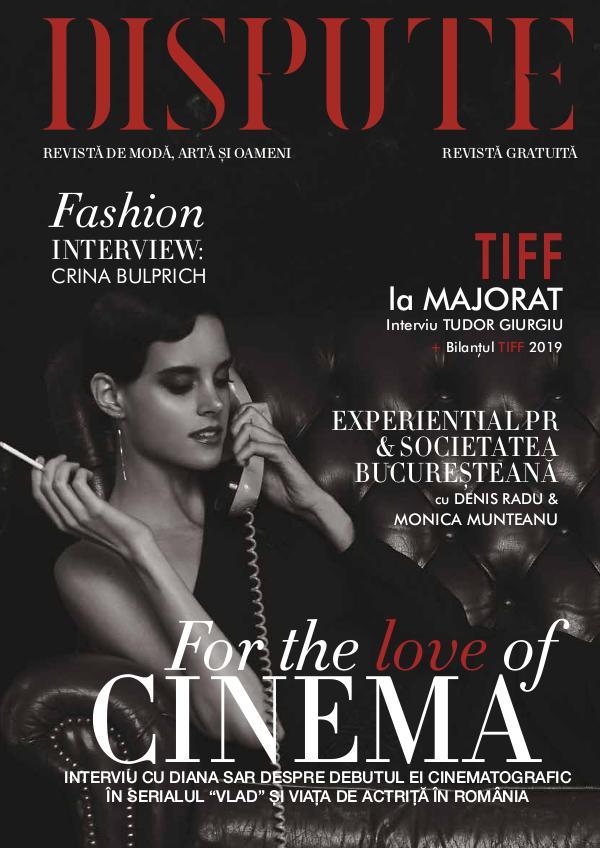 DISPUTE MAGAZINE ISSUE NO.1
