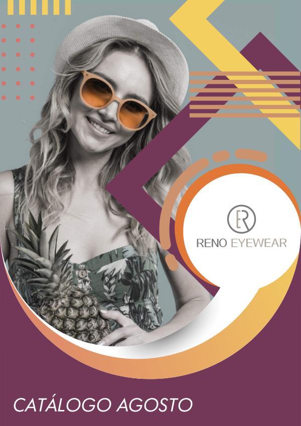 Reno Eyewear Catálogo 2019 Catálogo