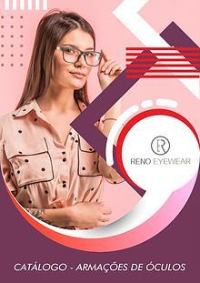 Reno Eyewear Catálogo Armações 2019
