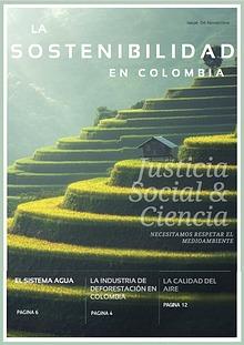 La Sostenibilidad en Colombia