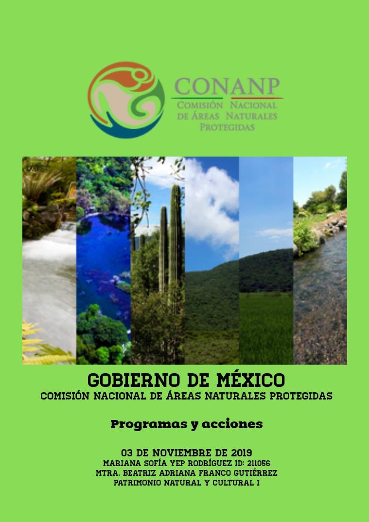 Revista Patrimonio Natural y Cultural 1