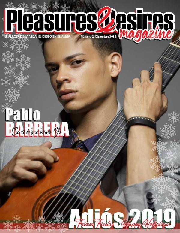 Pleasures & Desires, Magazine Diciembre (N2 A0)