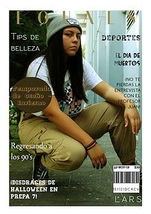 Portada de la Revista Estilo  y Correccion