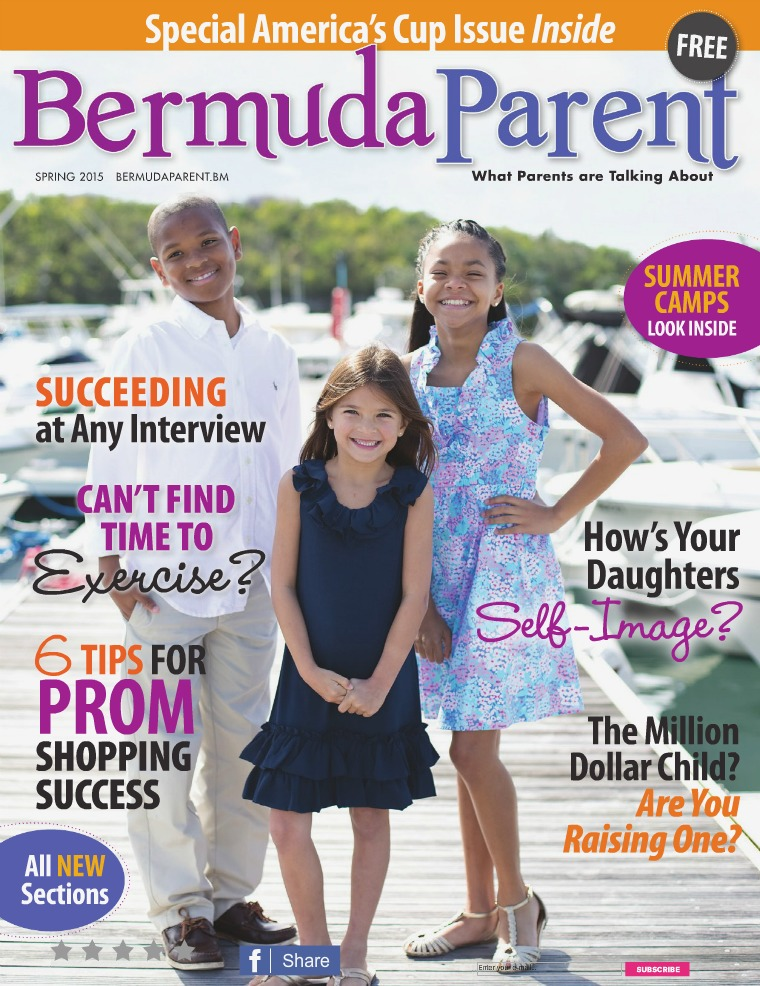 Bermuda Parent Bermuda Parent Spring 2015