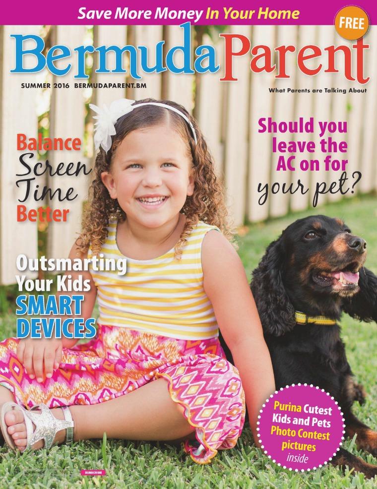 Bermuda Parent Bermuda Parent Summer 2016