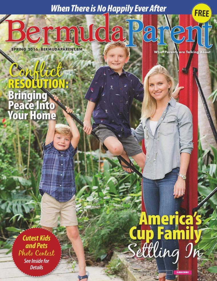 Bermuda Parent Bermuda Parent Spring 2016