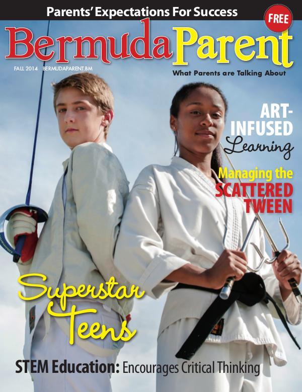 Bermuda Parent Bermuda Parent Fall 2014