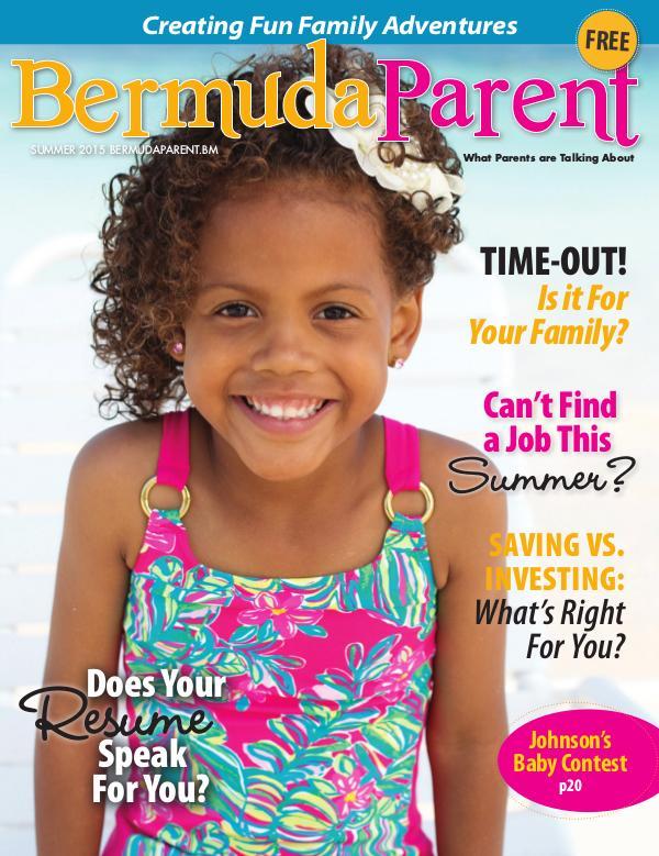 Bermuda Parent Bermuda Parent Summer 2015