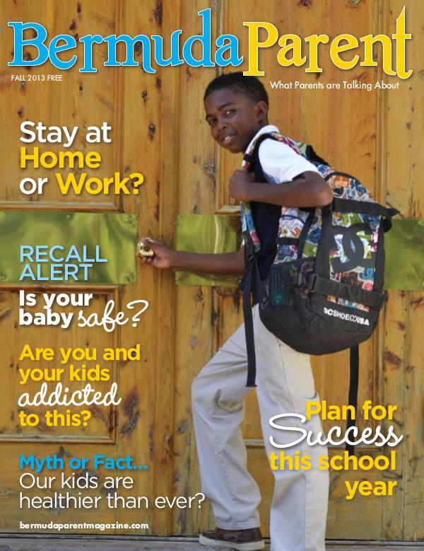 Bermuda Parent Bermuda Parent Fall 2013