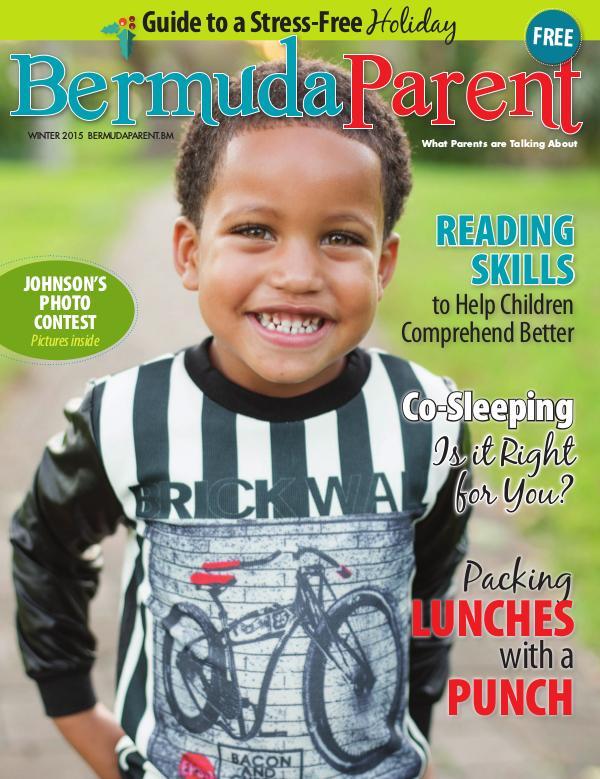 Bermuda Parent Bermuda Parent Winter 2015
