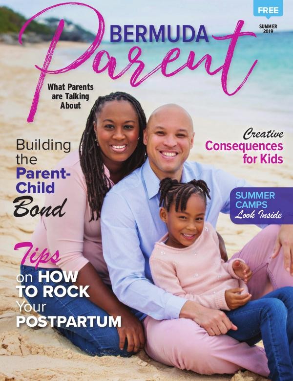 Bermuda Parent Summer 2019