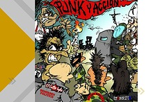Encarte Digital - Punk Y Accion Vol. 1