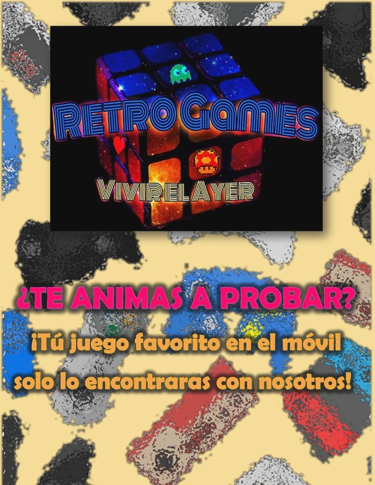 RetroGames Catalogo de Fin de Año RetroGames Catalogo