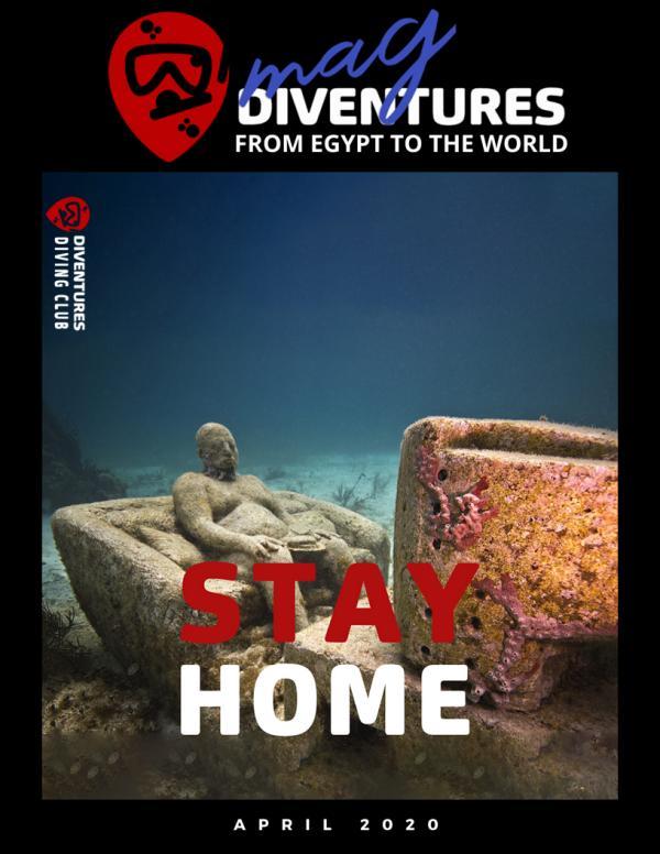 Diventures Magazine | English Edition Diventures Magazine April 2020