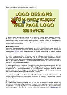 Healthcare Logo Design