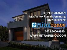 0822 9000 9990,  BERGARANSI,Jasa Arsitek Rumah Semarang