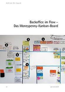 Backoffice im Flow – Das Moneypenny-Kanban-Board