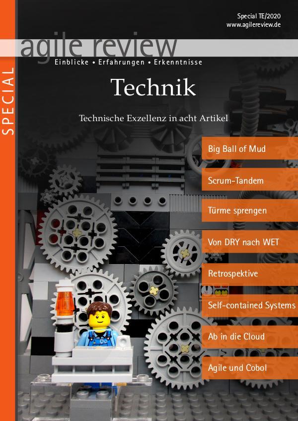Agile Specials Technik Dossier (2020/TE)