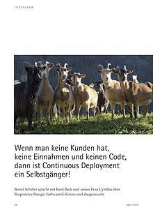 Veränderung willkommen (2012/1)