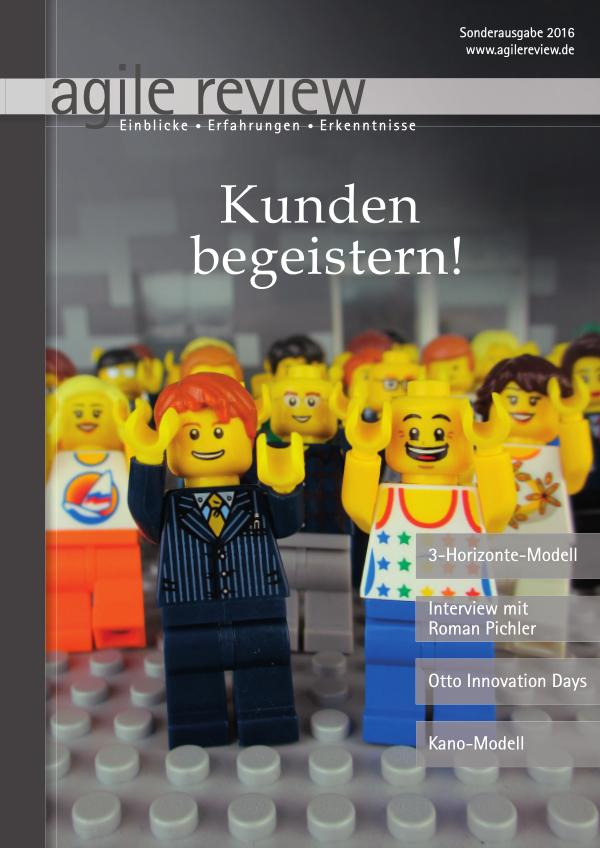 agile review Kunden begeistern! (2016/S)