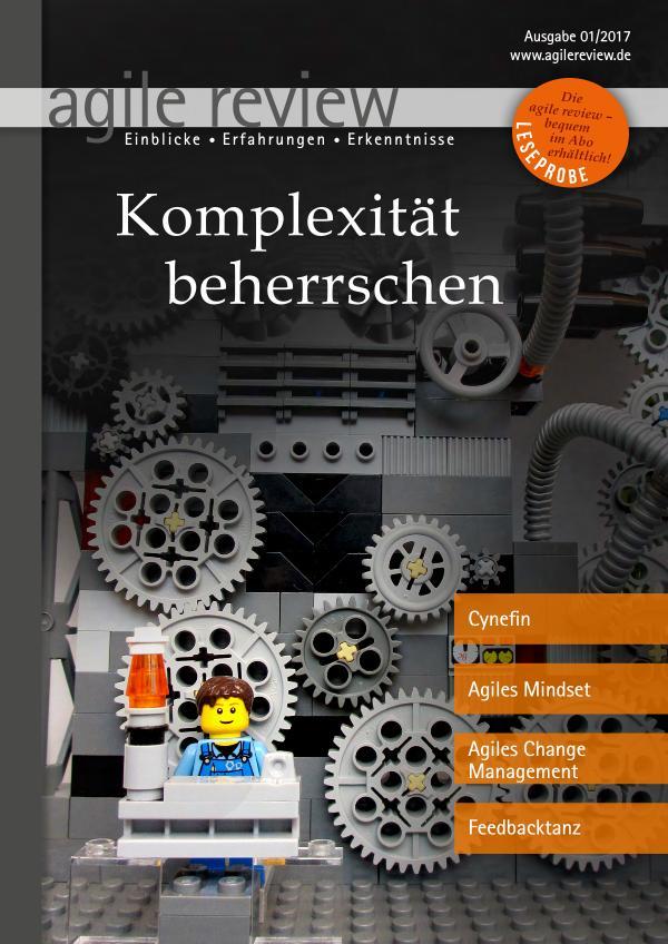 agile review Leseprobe Komplexität beherrschen (2017/1)