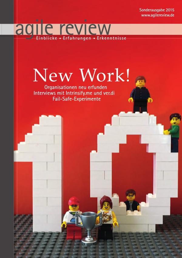 agile review 10 Jahre Sonderheft (2015/S)