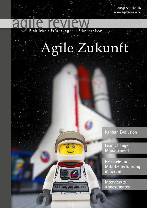 agile review Agile Zukunft (2016/1)