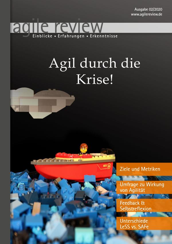 agile review Agil durch die Krise! (2020/2)